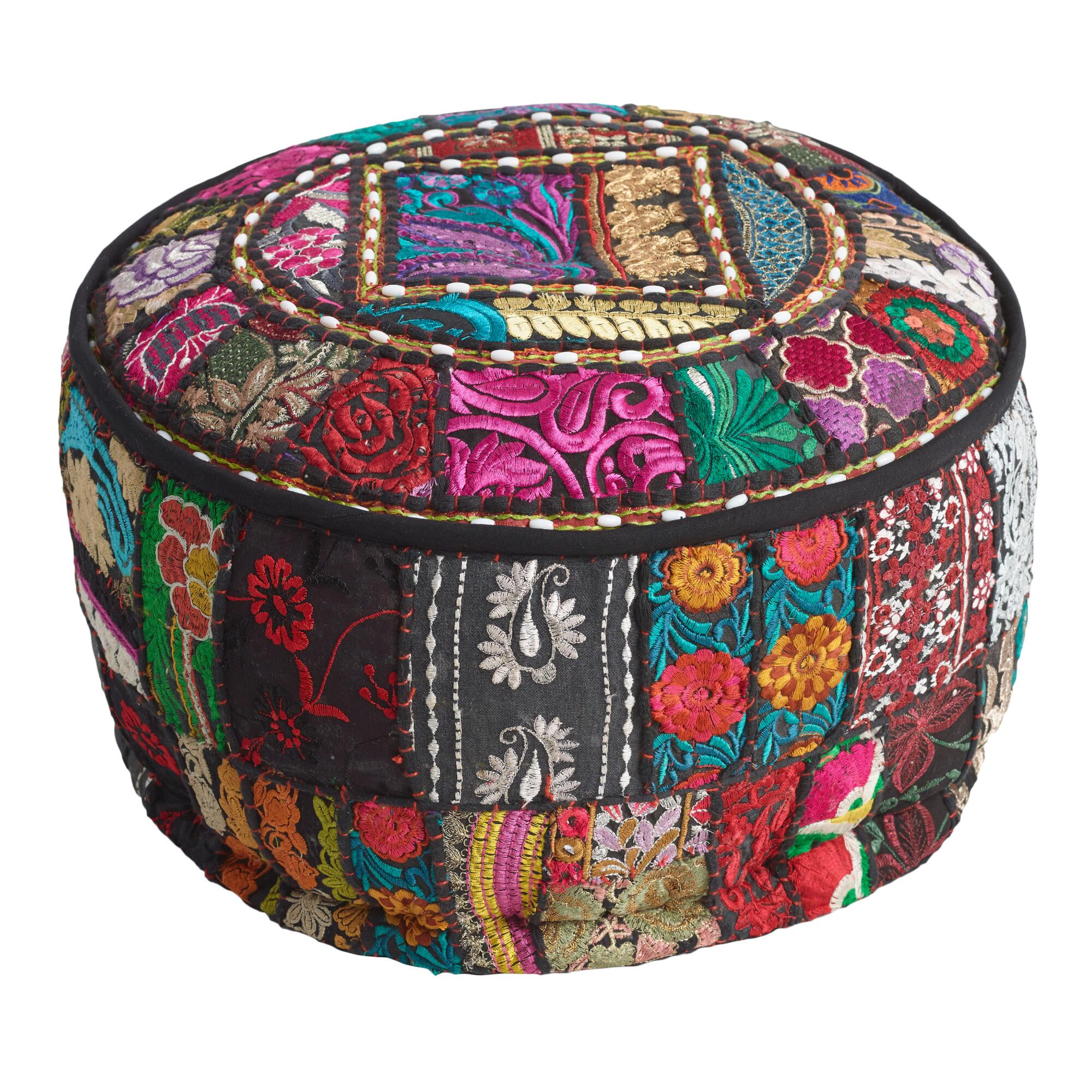 Floor Pillows, Floor Cushions & Poufs | World Market