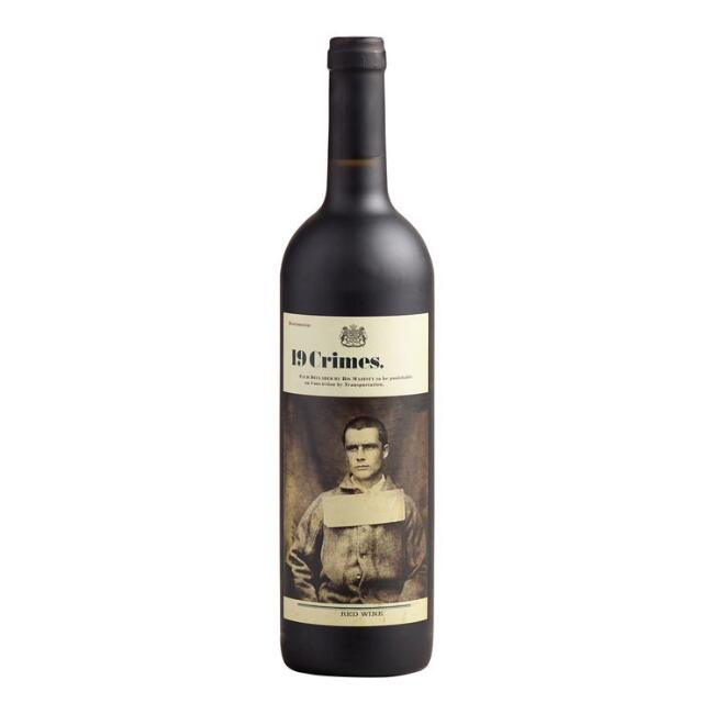 19 Crimes Red Blend