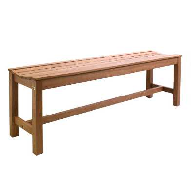 Eucalyptus Galena Outdoor Bench