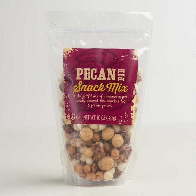 Pecan Pie Snack Mix