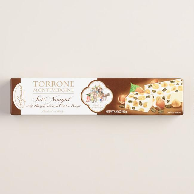 Soft Coffee Torrone Nougat