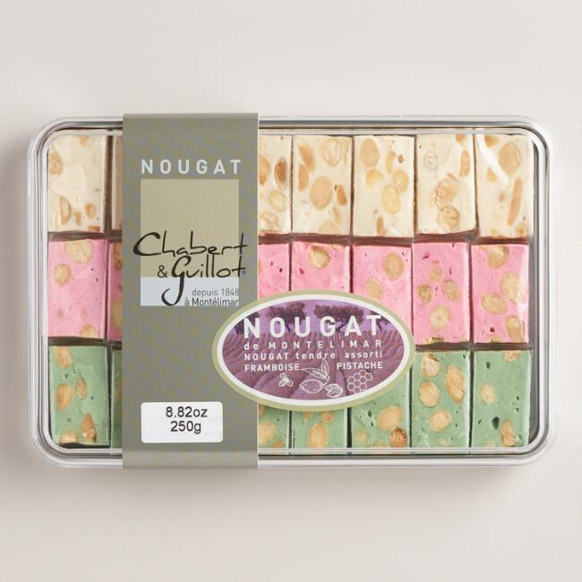 Chabert & Guillot Assorted Nougat Gift Tin