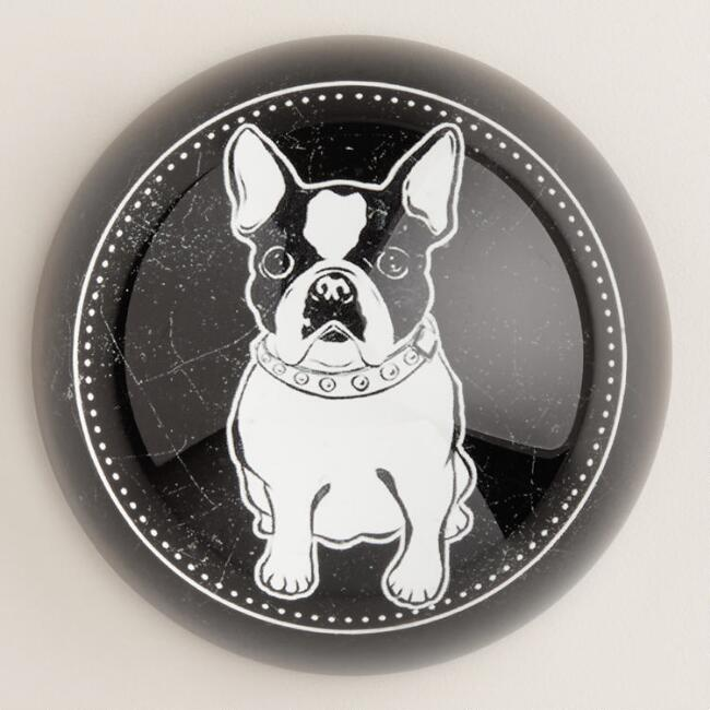 French Bulldog Paperweight
