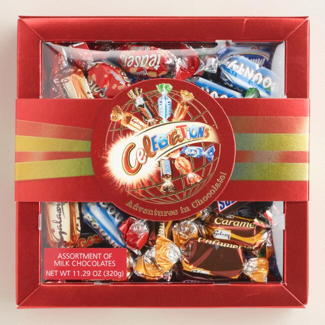 Oak Celebrations Chocolate Box