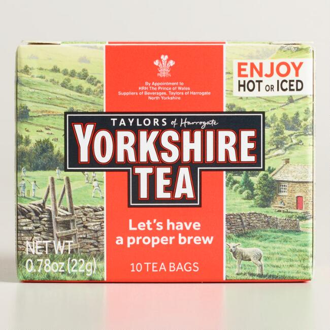 Yorkshire Tea, 10-Count