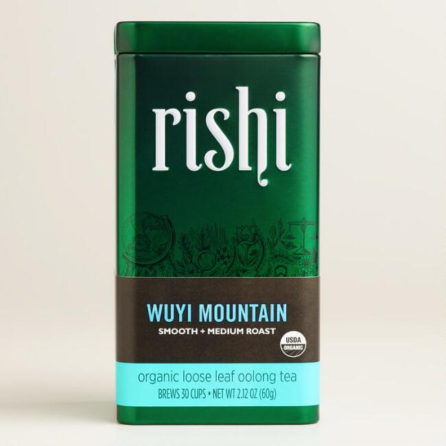 Rishi Wuyi Mountain Oolong Loose Leaf Tea