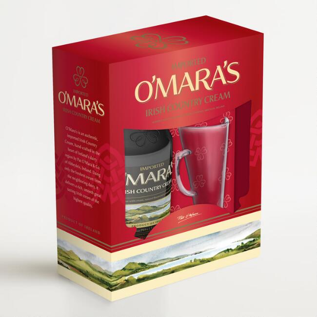 O'Maras Irish Cream Gift Set