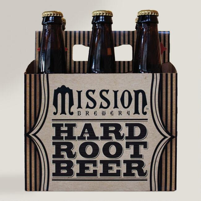 Mission Hard Root Beer, 6 Pack
