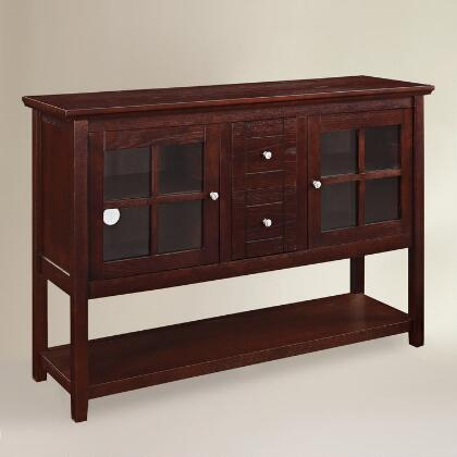 unusual solid wood media cabinet. Espresso Wood Caleb Media Stand TV Stands  Console Cabinets World Market