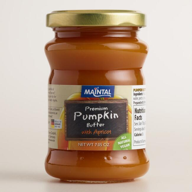 Maintal Pumpkin Apricot Butter