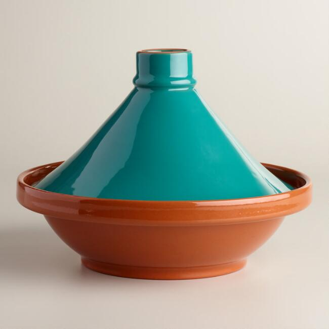 Green Terracotta Tagine
