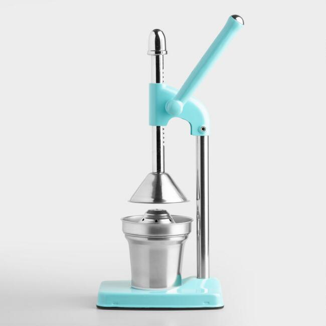 Aqua Standing Manual Citrus Juicer