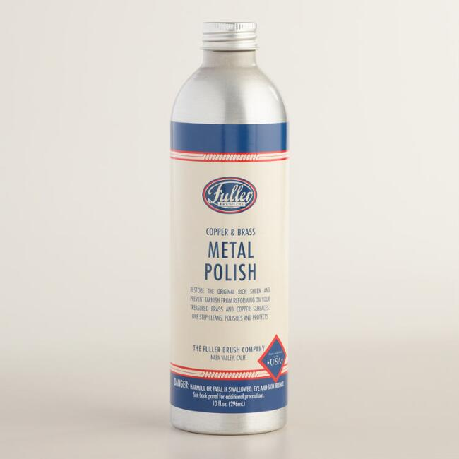 Fuller Brush Copper and Brass Metal Polish