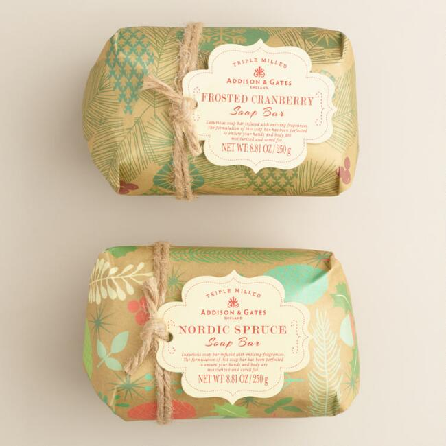 A&G Kraft Paper Bar Soap Collection