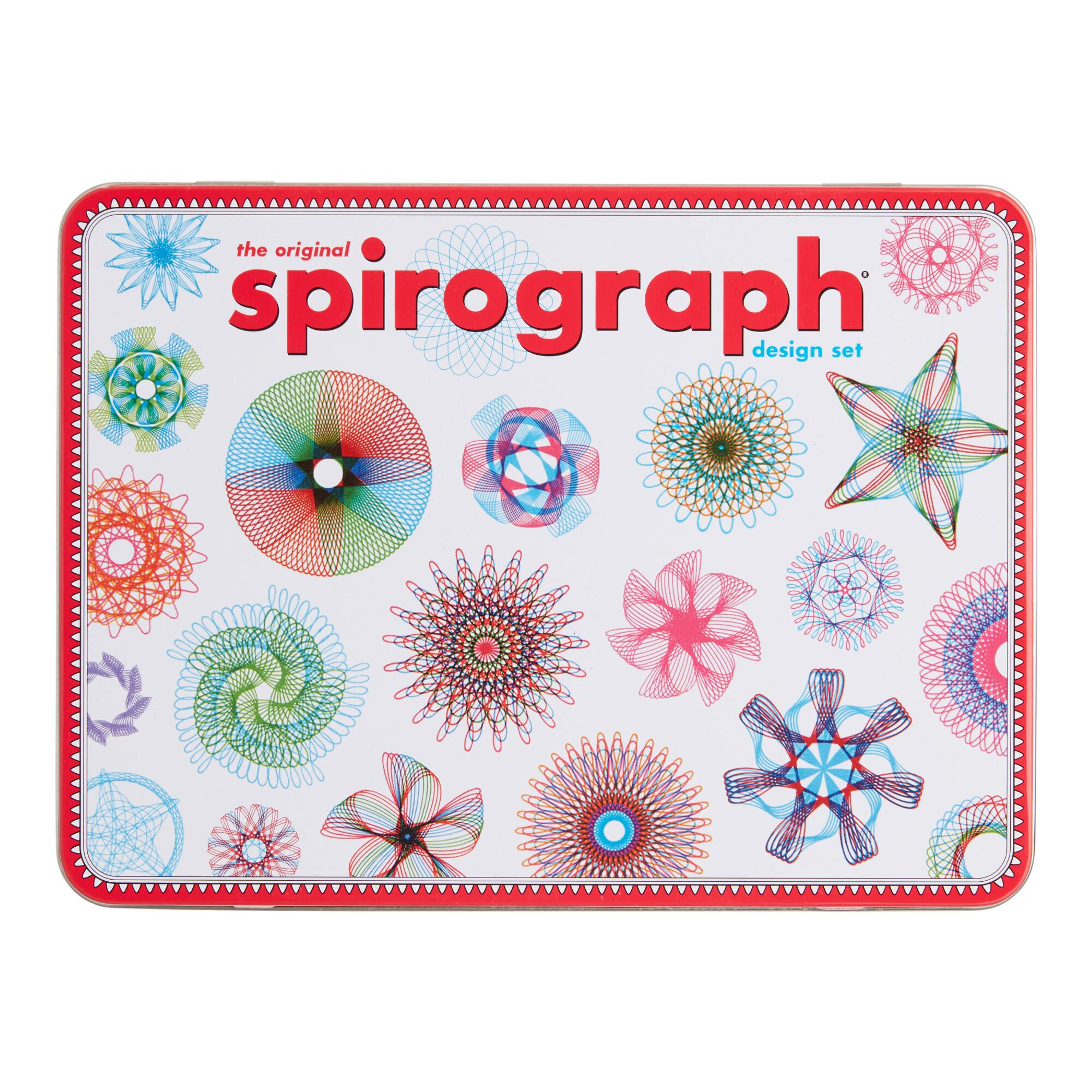 Spirograph Travel Tin by World Market