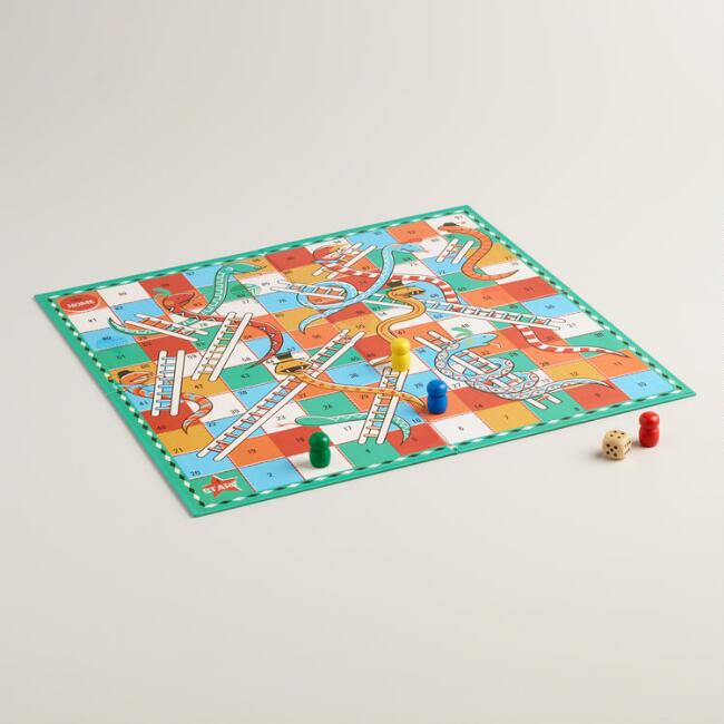 Ridley's Flying Circus Snakes and Ladders