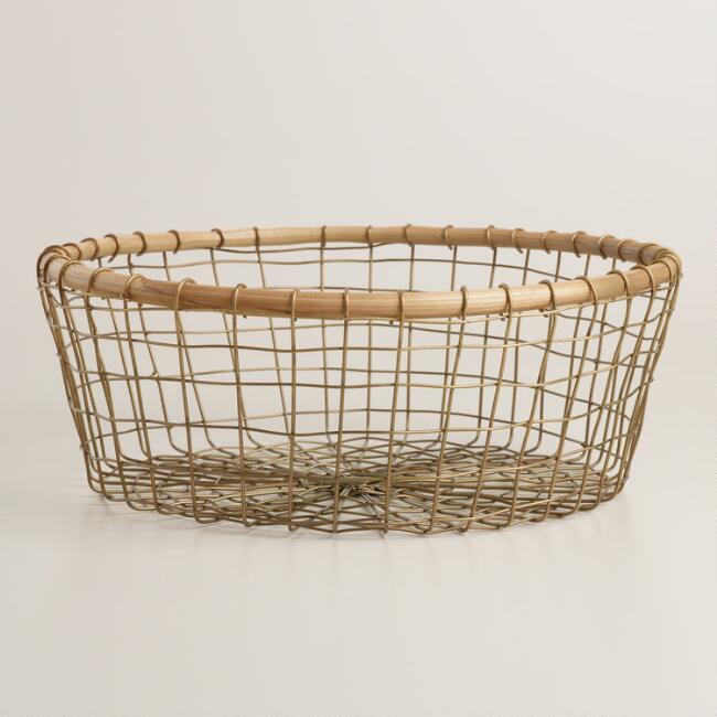 Everly Mesh Bowl