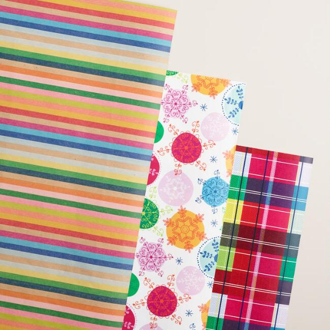 plaid wrapping paper Shop christmas wrapping paper and give with glee share the spirit with christmas wrapping paper from ballard designs today request a catalog retail stores my account  she designed these classic plaid paper in two colors to wrap the holidays in timeless british styleplaid wrapping paper features:  coordinates with skinny gingham.