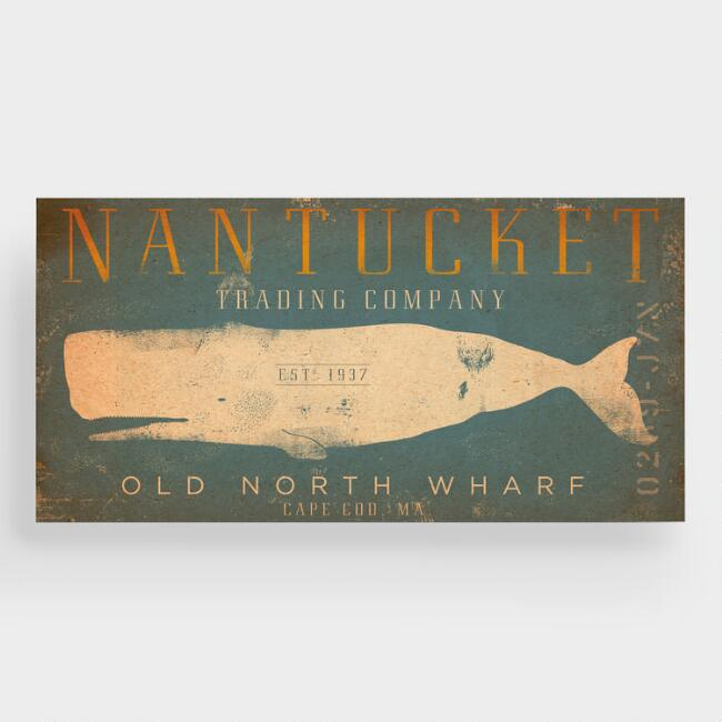 Nantucket Trading Company Wall Art | World Market