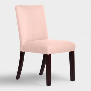 Linen Kerri Upholstered Dining Chair