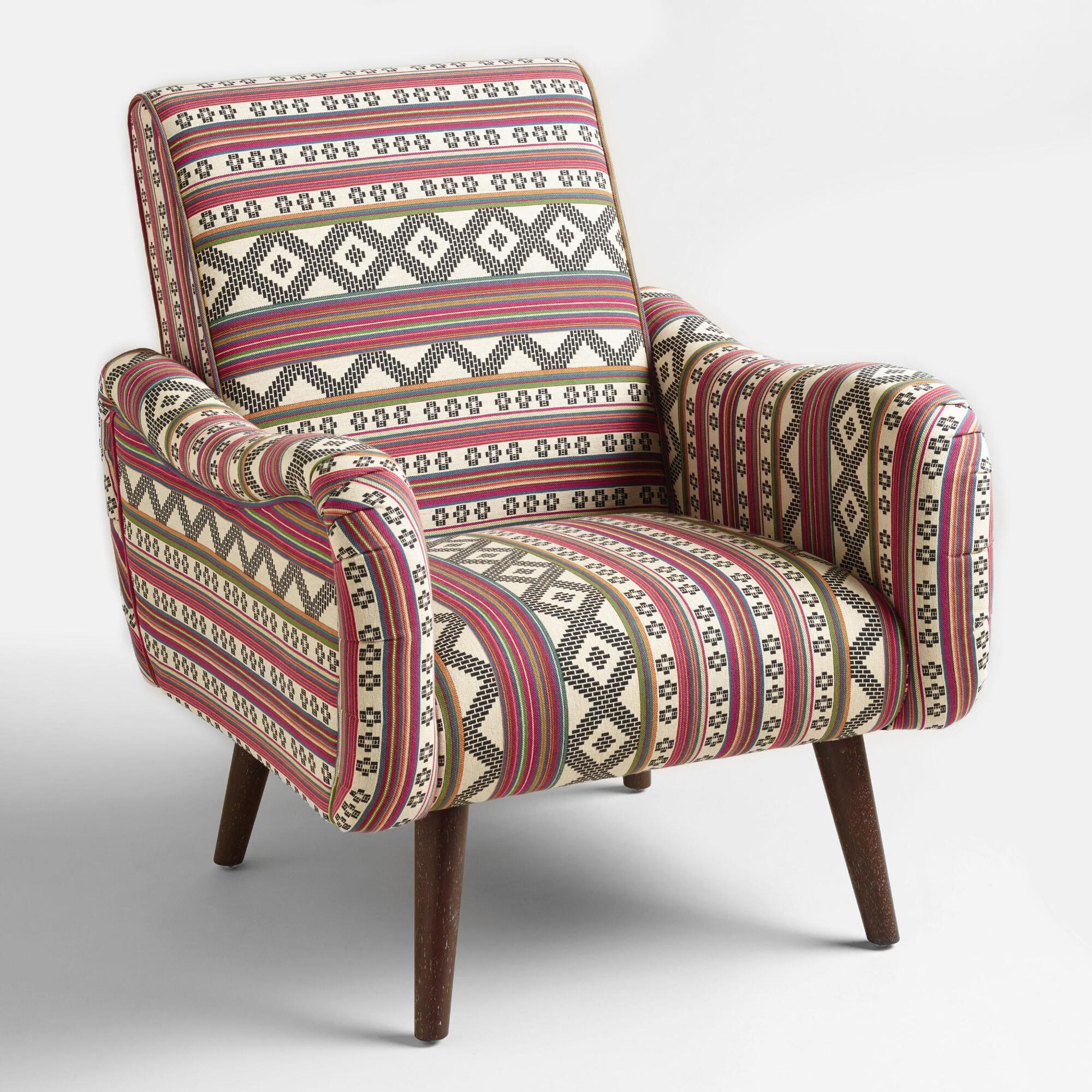 Armchair Upholstery Living Room Chairs Arm Slipper Chairs World Market