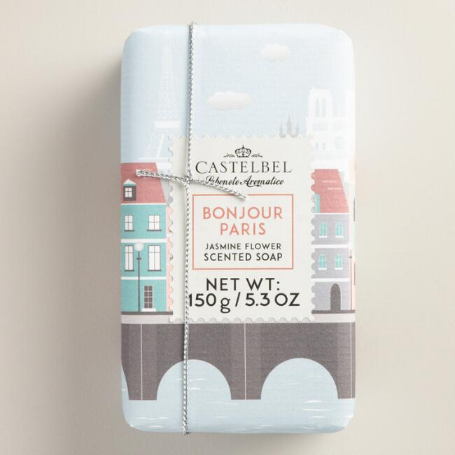 Castelbel Paris Jasmine Bar Soap