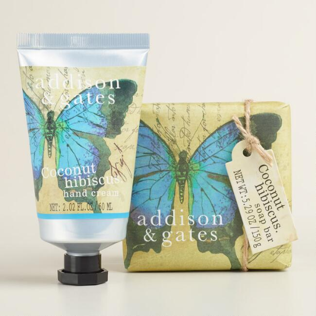 A&G Butterfly Coconut Hibiscus Collection
