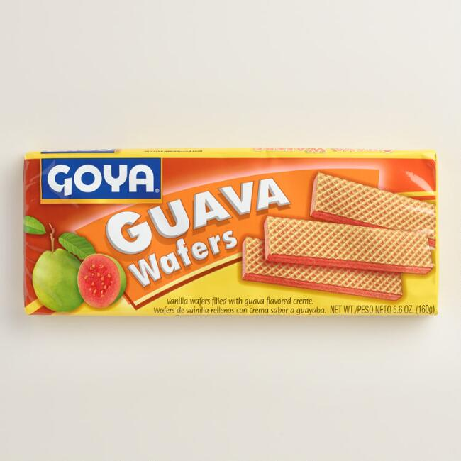Goya Guava Wafer Cookies