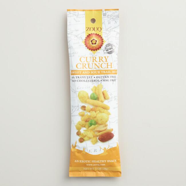 Zouq Sweet and Sour Curry Crunch Trail Mix