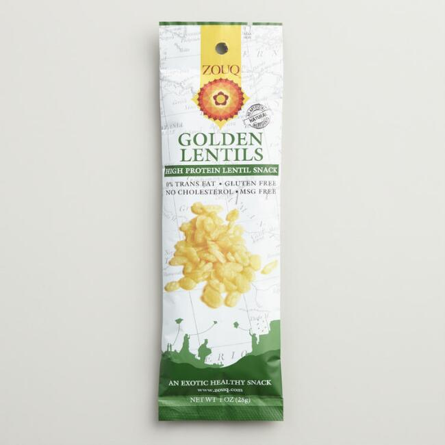 Zouq Golden Lentil Snack