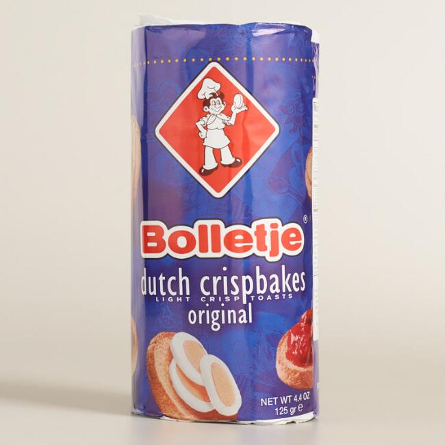 Bolletje Dutch Crispbakes Original