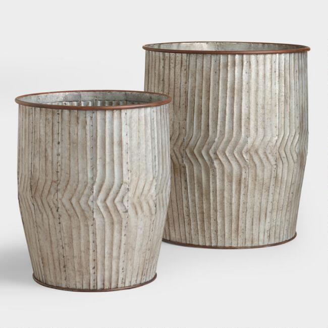 Metal Peyton Barrelcome explore interior design inspiration for modern farmhouse and modern country style interiors with this round up of rustic lovely decor!