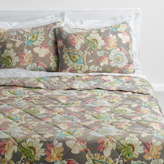 Floral Corinne Bedding Collection