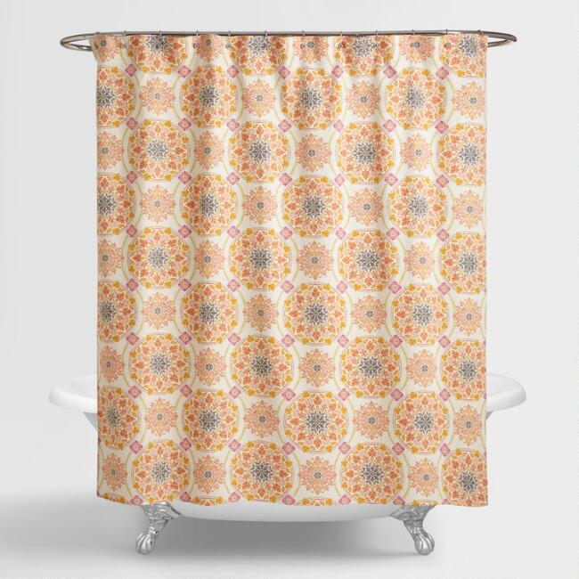 Medallion Julianna Shower Curtain