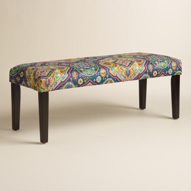Jessica Medallion Mady Dining Bench