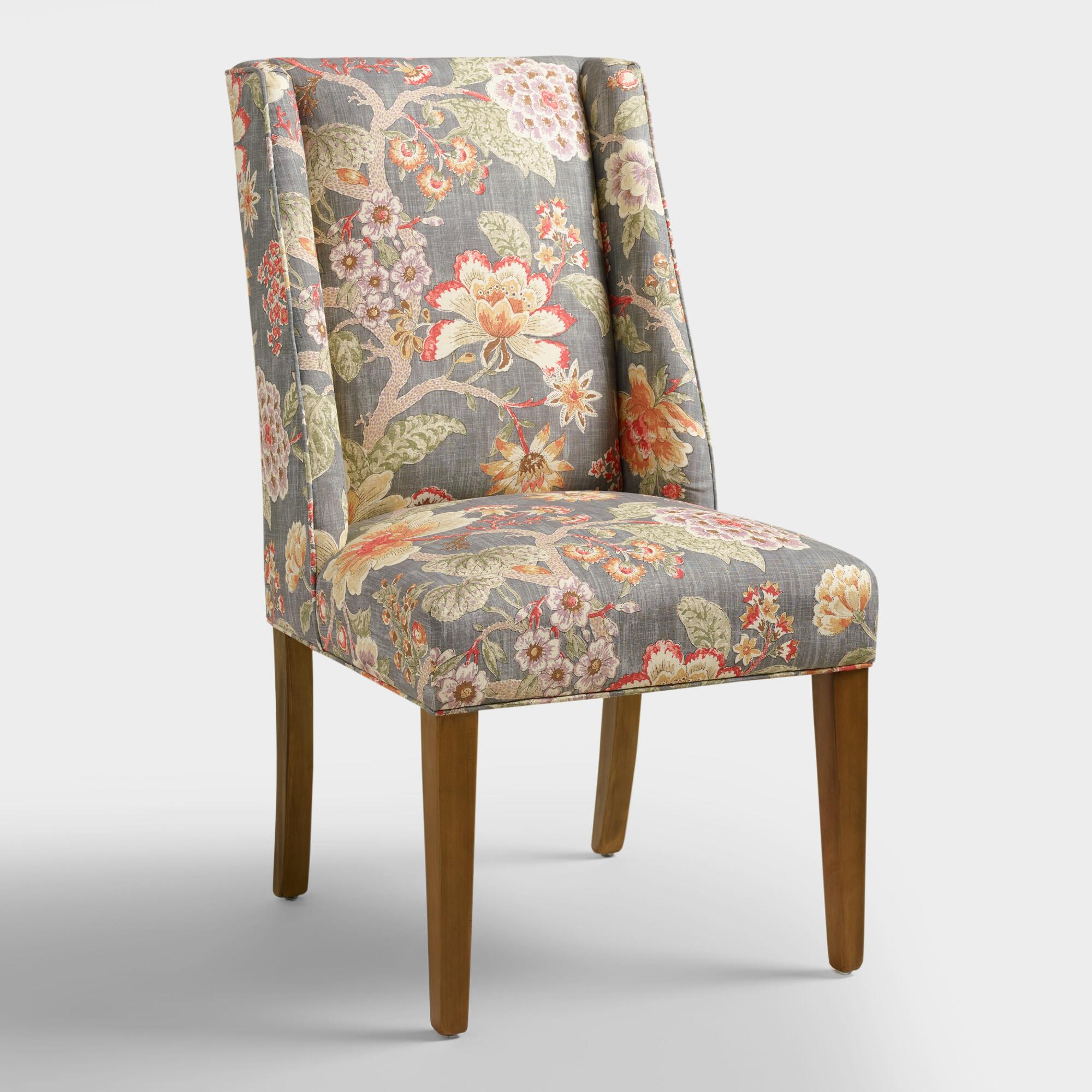 Dining room chair - Room With A View Floral Lawford Dining Chair