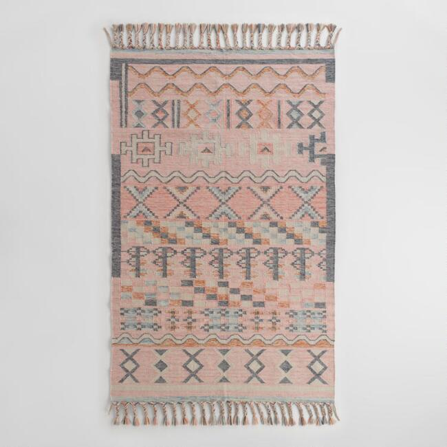 Boho Kilim Nagar Indoor Outdoor Rug World Market