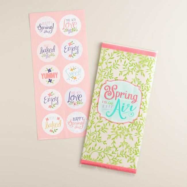 Spring Is in the Air Goodie Bags 8 Count