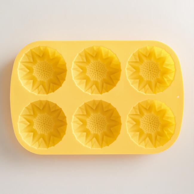 Mini Flower Silicone Baking Pan