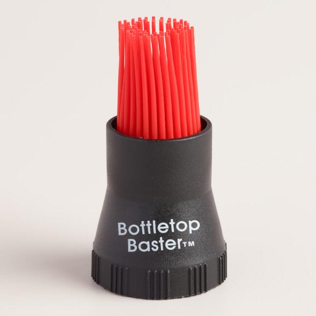 Silicone Bottle Top Baster Lid
