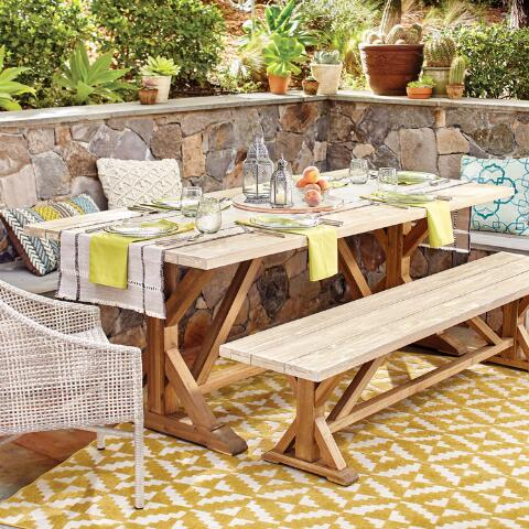 v5. San Remo Outdoor Dining Collection   World Market