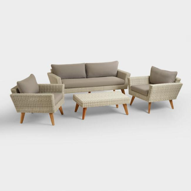 Marina Del Ray Outdoor Occasional Collection