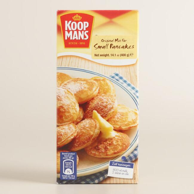 Koopmans Poffertjes Pancake Mix Set of 2