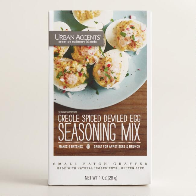 Urban Accents Creole Shrimp Deviled Egg Mix