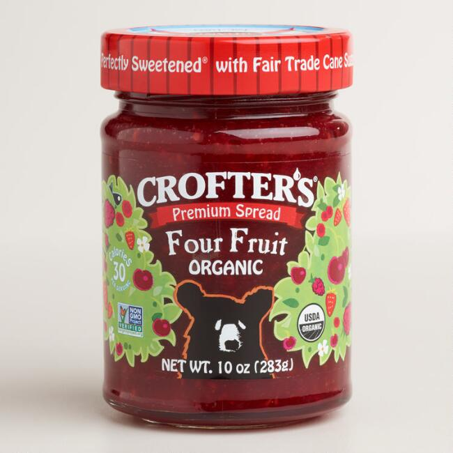 Crofter's Organic Four Fruit Spread