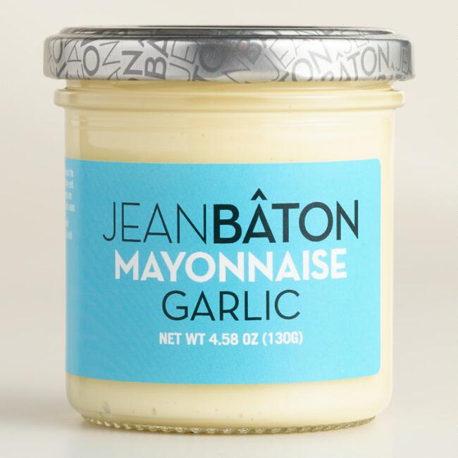 Jean Baton Garlic Mayonnaise