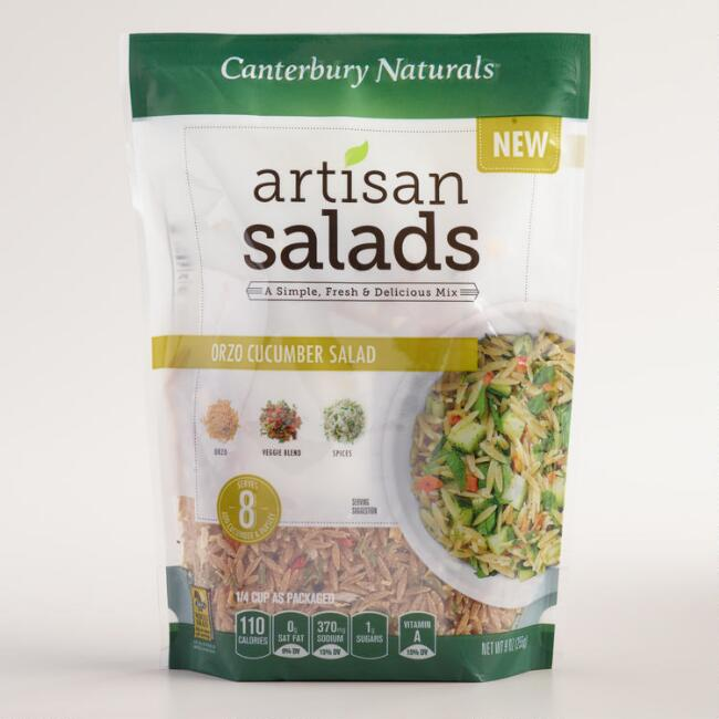 Artisan Orzo Cucumber Salad Mix