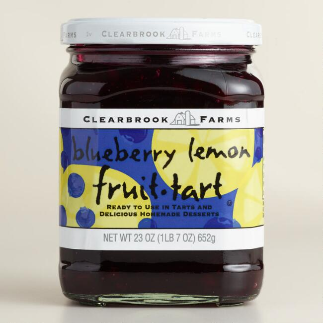 Clearbrook Blueberry Lemon Tart Filling
