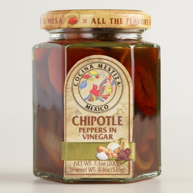 Cocina Mestiza Traditional Chipotle Peppers