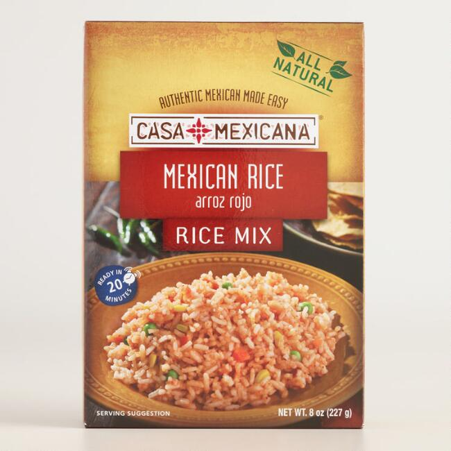 Casa Mexicana Mexican Rice Mix